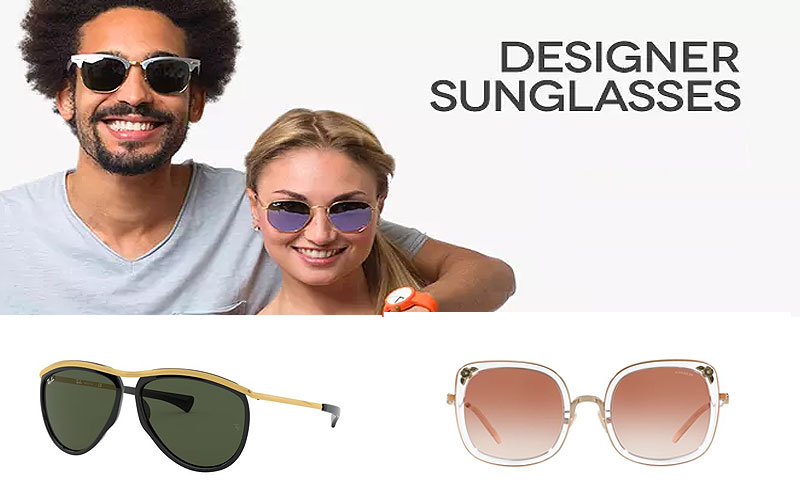 Up to 20% Off on Top Brands Sunglasses