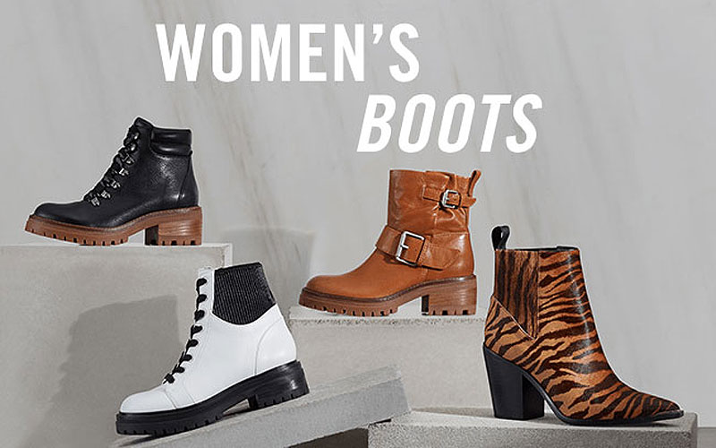 Trendy Women's Boots on Sale | Up to 25% Off