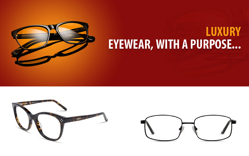 Clearance Sale: Up to 50% Off on Eyeglasses