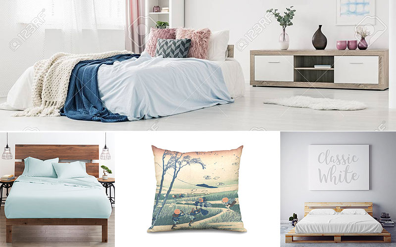 Up to 60% Off on Bedding & Pillows