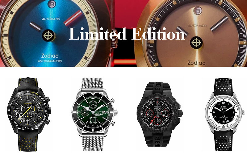 Up to 70% Off on Men's Best Limited Edition Watches