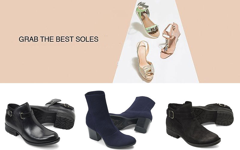 Sale: Up to 35% Off on Women's Shoes