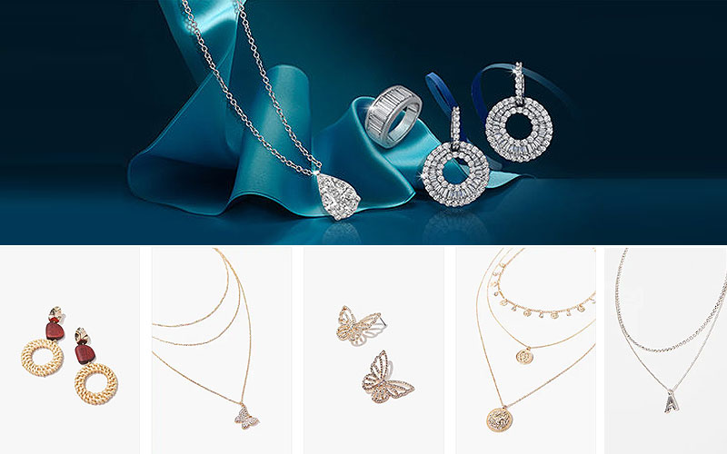 Up to 40% Off Women's Modern Jewelry Designs