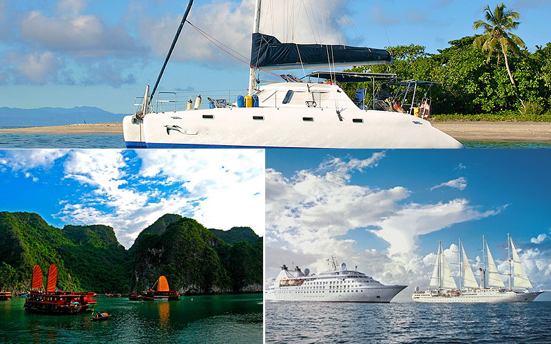 Up to 60% Off on Sailing & Cruising Trips