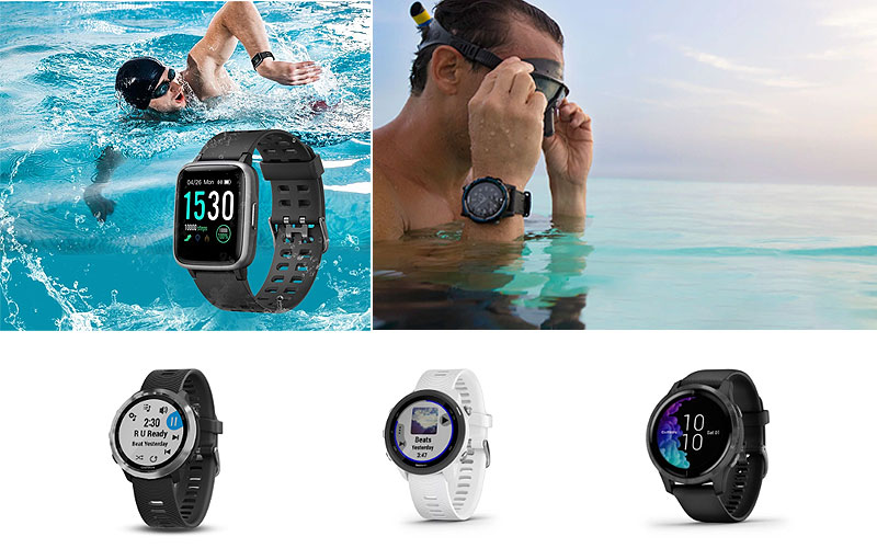 Best Garmin Smartwatches for Swimming Starting from $249.99
