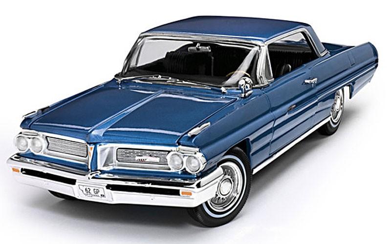 1:18-Scale 1962 Pontiac Super Duty Grand Prix Diecast Car