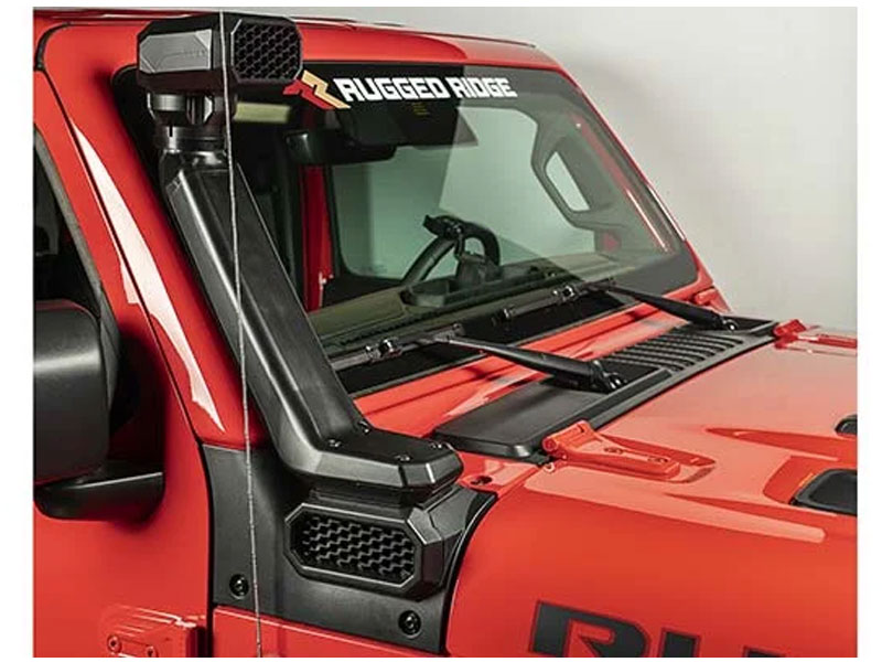 Rugged Ridge AmFib Jeep Snorkel Systems