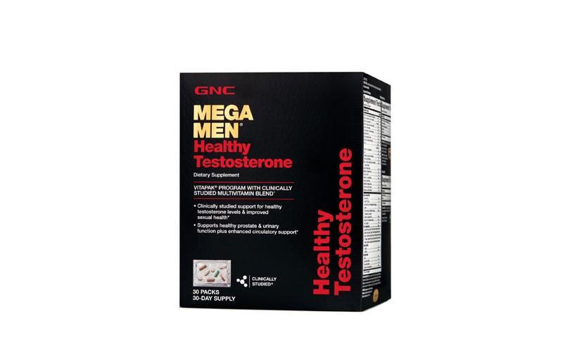 Gnc Mega Men® Healthy Testosterone - Sale Price: $79.99 @ GNC