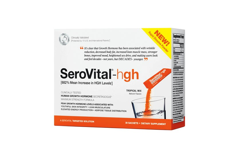 Serovital Hgh Tropical Mix Sale Price 99 99 Gnc