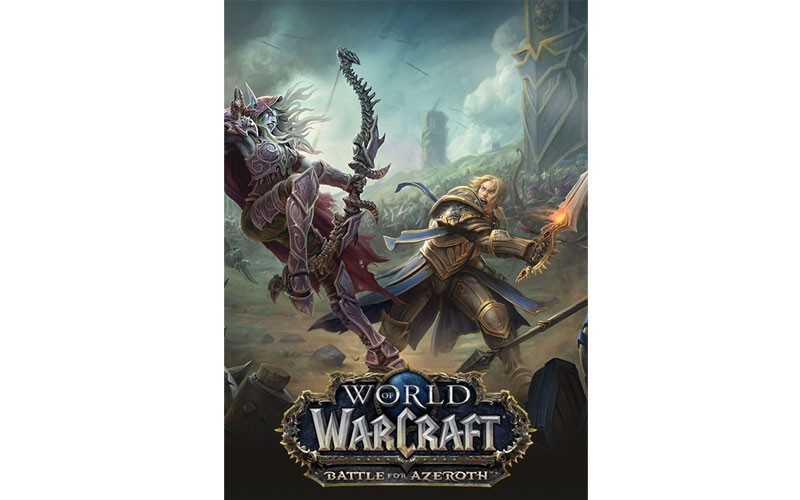 30% Off on World Of Warcraft Battle For Azeroth Expansion