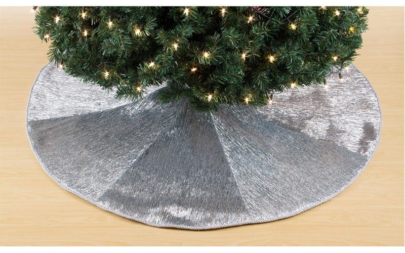 Kmart Christmas Trees Jaclyn Smith.10 Off On Jaclyn Smith Midnight Clear Blue Tree Skirt 52