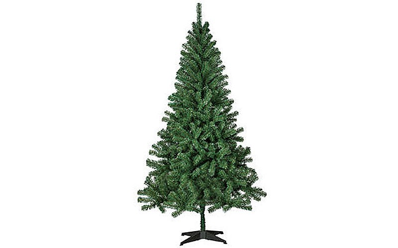 Kmart Christmas Trees Jaclyn Smith.33 Off On Trim A Home 6 Peninsula Pine Christmas Tree