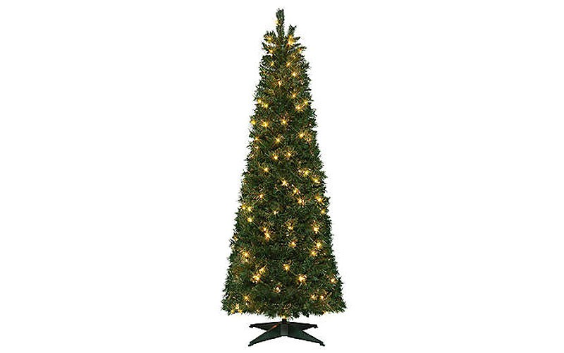 Kmart Promo Code Christmas Decorations 2020 33% Off on Trim A Home 6' Pop Up PVC Tree   Sale Price: $66.99 @ Kmart