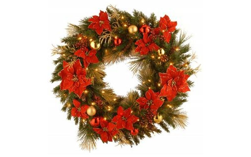 Kmart Promo Code Christmas Decorations 2020 12% Off on CC Christmas Decor Pre Lit Decorative Home Spun