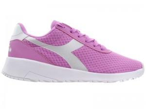 Diadora Evo Run DD Lace Up Sneakers Women's Sneakers