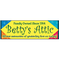 Betty's Attic Coupos, Deals & Promo Codes