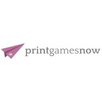 Print Games Now Coupos, Deals & Promo Codes